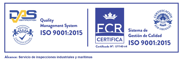 Certifications ISO 9001:2015